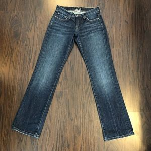 "Women's Lucky Brand Jeans ""New Easy Rider"" Size 2"